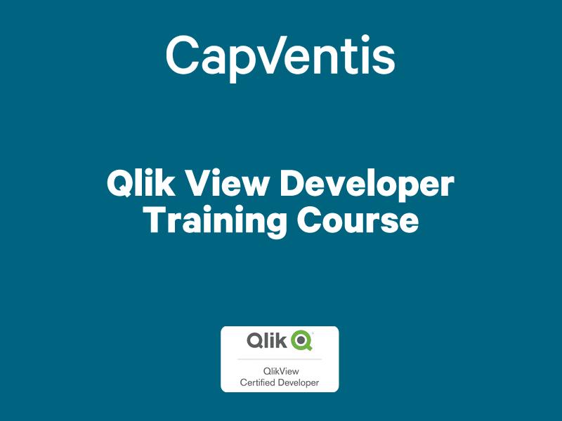 Qlik Training - Qlik View Developer