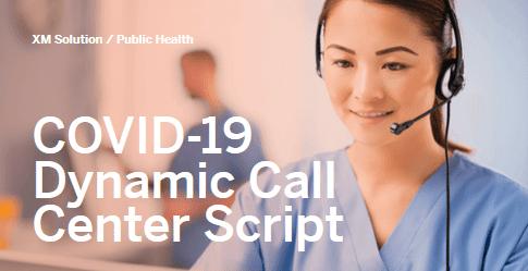 Covid-19 Dynamic Call Center Script