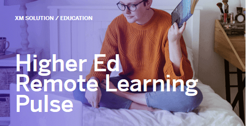 Covid-19 Remote Learning Pulse